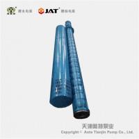 大流量井用潜水电泵选型