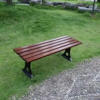 户外长条凳 木质平凳 防腐防蛀批发定制