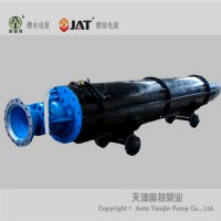 单吸矿井潜水电泵_安装条件_产品结构