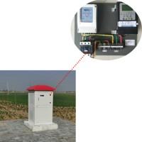 农业节水灌溉水电双计智能控制器