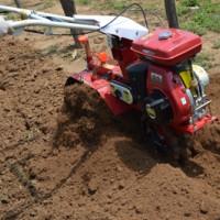 新牛微耕机4驱多少钱一台最先进的开沟培土机宗申开沟机