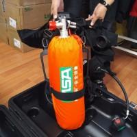 梅思安AX2100自给式压缩空气呼吸器