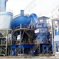 镍渣立磨机 新乡长城镍渣粉磨设备 30t/h立式镍渣磨机价格