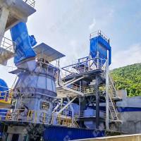 30t/h矿渣磨粉机 大型矿渣立磨机 新乡长城矿渣立式磨厂家