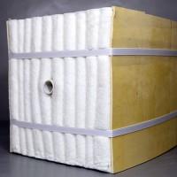 山东台车炉用耐火保温棉材料陶瓷纤维模块