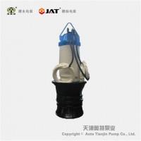 井筒式潜水轴流泵_特征_维护保养