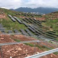 广东晶天光伏组件300W常规僻远山区离网光伏电站单晶太阳能板