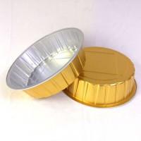 厂家直销2000ml铝箔餐盒食品包装盒额外卖打包盒