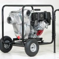 简易土木作业泥沙水排放选MSP-402H水泵
