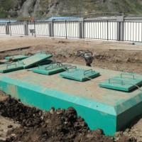 潍坊牙科医院地埋式一体化污水处理设备