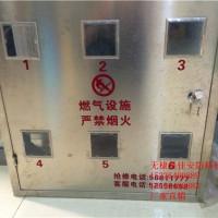 供应不锈钢燃气表箱 玻璃钢表箱厂家