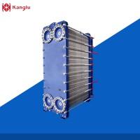 介绍如何处理板式换热器零部件的焊缝泄漏