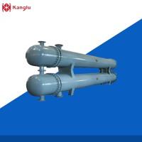 详细看看管壳式热交换器中如何产生热应力