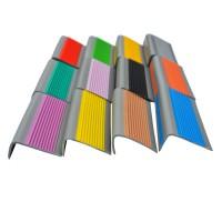 pvc楼梯踏步防滑条踏步垫台阶贴幼儿园踏步板塑胶