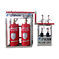 福尔盾管网式内贮压七氟丙烷自动灭火装置