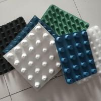 凹凸型塑料HDPE排水板疏水板源头供应