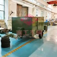 机器人用0.35吨ATV箱式工具拖车