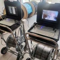 双摄像井下电视成像探测仪 售后服务让昌盛源赢得客户和同行尊重
