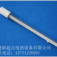 半镀白石英管的反射涂层可以大大的增加加热热量