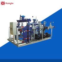 详述作为区域供暖的主力设备,机组的使用及优势