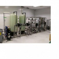 高新区超纯水设备/彩膜玻璃清洗超纯水设备/超纯水机