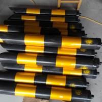 供应交通防撞警示管 PVC电杆斜拉线护套管厂家