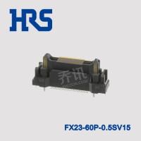 FX23-60P-0.5SV15日本进口60针插头接插件供应