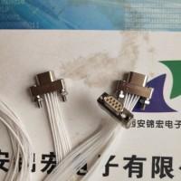 河池有研产销售J30JZ/XN15TJCAL01压接连接器