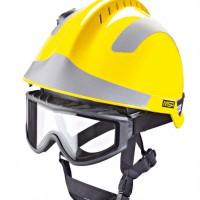 梅思安F2系列森林地震救援头盔