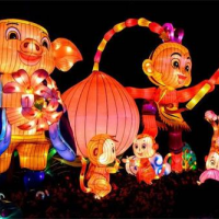 灯光产品:为喜庆氛围推波助澜