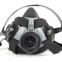 梅思安优越型410硅胶材质半面罩