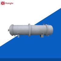 为何列管式换热器其内部零件会存在变形的情况?