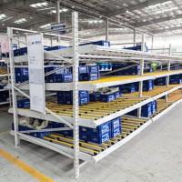 流利式货架厂家直销 苏州鑫辉仓储货架滑移式货架