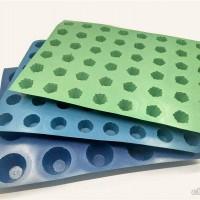 花园排水板凹凸型塑料排水板供应