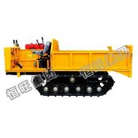 小型履带运输车4吨履带运输车山地运输工程车