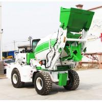 全自动上料车运输搅拌一体机 多功能混凝土搅拌车