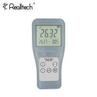 RTM1102高精度热电偶测温仪接触式双通道高温检测仪