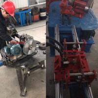 冷弯工字钢冷弯机 矿用支护工字钢冷弯机 供销工字钢冷弯机