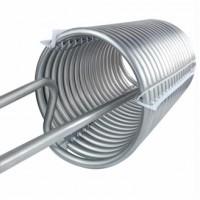 精密不锈钢管 食品生产用不锈钢焊接盘管 罡正