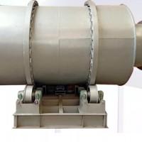 大型三筒石英砂烘干机 黄沙河沙烘干机振科供应