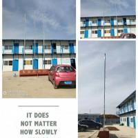 石台县不锈钢锥形旗杆公司旗杆户外旗杆生产安装