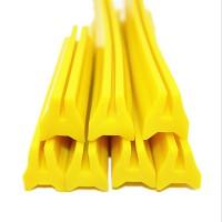 厂家供应除尘器密封条  硅胶防撞条