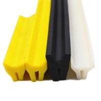 供应除尘器缝隙密封条 硅胶密封条 H型除尘器盖板密封条