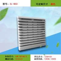 ZL803 通风过滤网组 外观148.5mm 电机柜专用