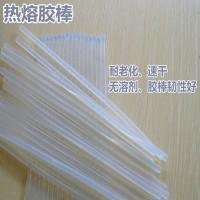 合肥热熔胶厂家供应白色透明高粘度热熔胶棒好用不拉丝无烟无味