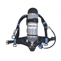 代尔塔6.8L碳纤维正压空气呼吸器VESCBA01