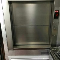 张家口传菜电梯餐梯定制安装