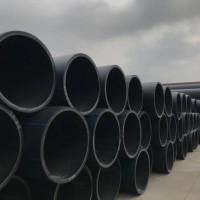 佛山厂家供应HDPE实壁拖拉管