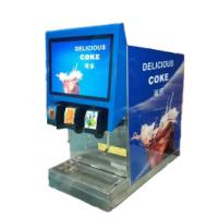 郑州3阀可乐机碳酸饮料可乐冷饮机可乐机气瓶配送