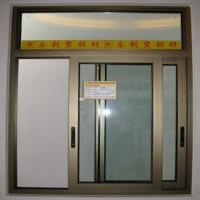 厂家供应:生产、销售铝推拉窗型材及成品铝窗加工制作安装等